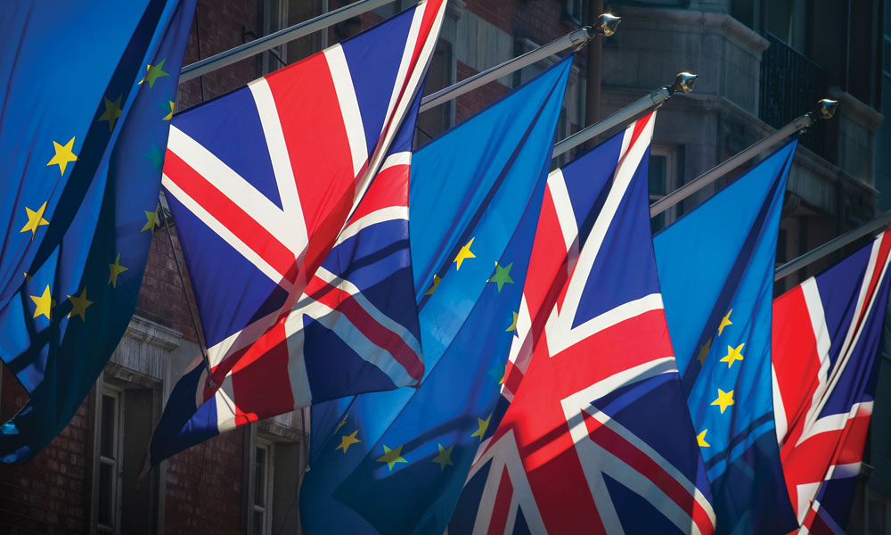 BREXIT – WEARY MAY NEEDS TO LOOK HAPPIER