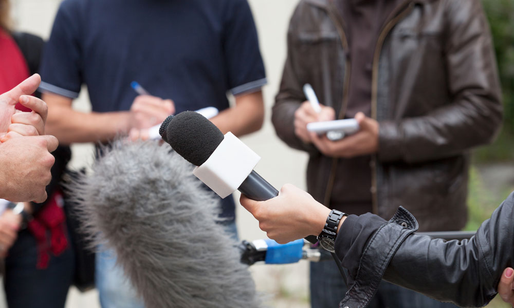 Are There Any Phrases You Should Use in A Media Interview?