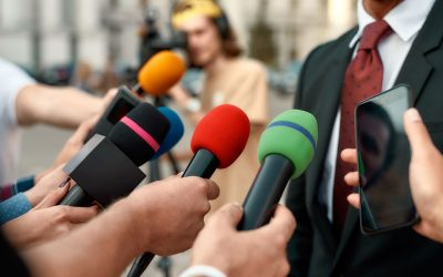 Addressing a Press Audience Can be Tough: Here Are Some Tips to Help