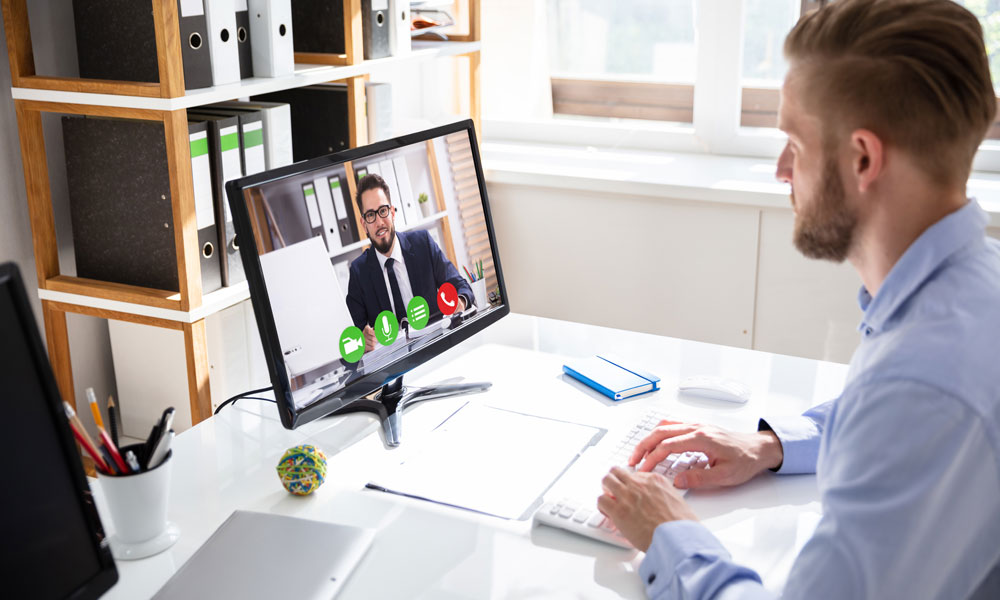 online media training Why Online Interviews May Be the Future blog image