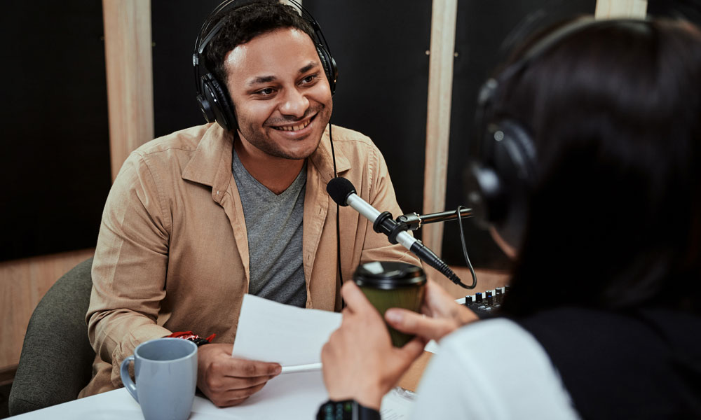 Radio Interview Coaching Is TV or Radio a Better Format for a Media Interview Blog Image